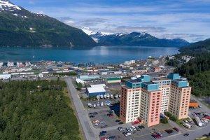 قرية ويتير في ألاسكا