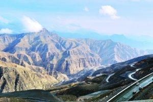 جبل جيس في الإمارات