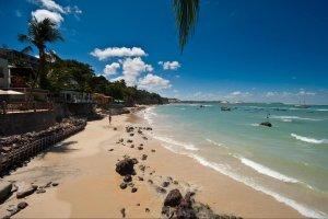 أحد شواطئ ناتال البرازيلية