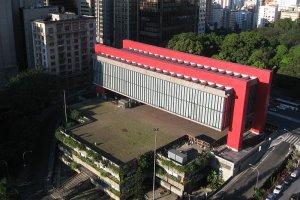 متحف ساو باولو للفن البرازيل