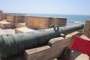 حصن الصقالة  في الدار البيضاء - المغرب