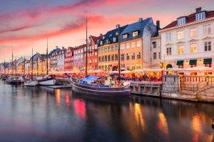 كوبنهاجن عاصمة الدنمارك
