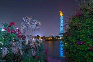 منتزه آسباير في الدوحة