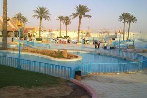 منتزه السلام في الرياض - المملكة العربية السعودية