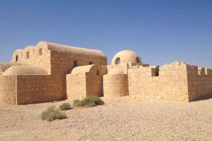 قصر عمرة في الأردن