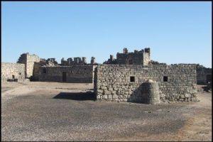 قصر الازرق في الأردن
