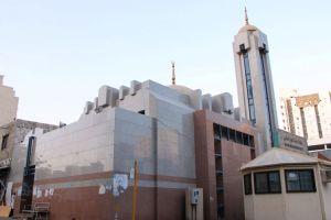 مسجد الجن في مكة