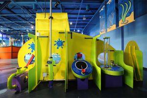 مركز الشارقة للإستكشاف للأطفال