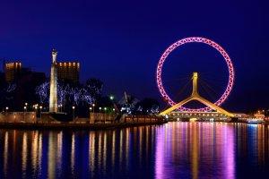 مدينة تيانجين في الصين