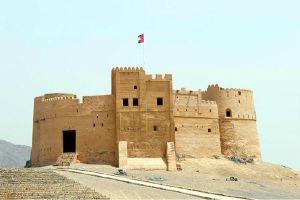 قلعة البثنة في الفجيرة - الإمارات