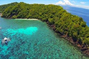 جزيرة سيكويجور في الفلبين