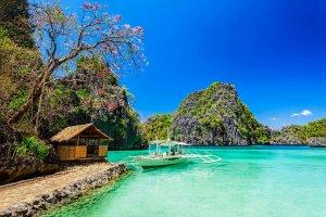 جزيرة بوراكاي في الفلبين