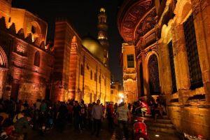 شارع المعزفي القاهرة