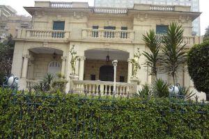 متحف احمد شوقي في القاهرة - مصر
