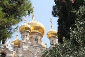 كنيسة القديسة مريم المجدلية في القدس