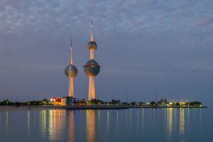 ابراج الكويت