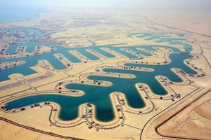 مدينة صباح الأحمد البحرية