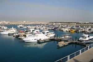 منتزه الخيران في الكويت