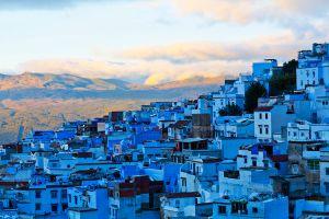 مدينة شفشاون في المغرب