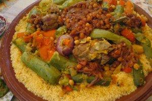 اشهر الماكولات الشعبية في المغرب