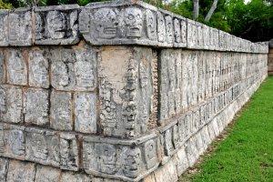 معبد الجماجم