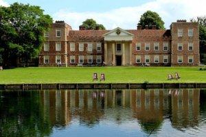 قصر فاين في مدينة بازينغستوك البريطانية