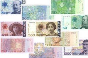 الكرون النرويجي العملة الرسمية للنرويج