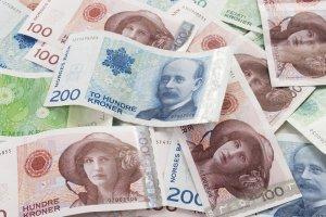 كرونة نرويجية العملة الرسمية للنرويج
