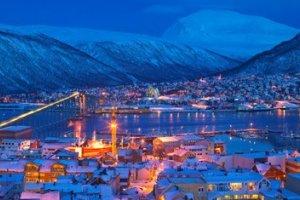 ترومسو النرويج