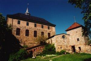 قلعة آكيرشوس في أوسلو