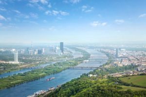 The Danube Island