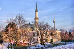 المركز الاسلامي في فيينا - النمسا