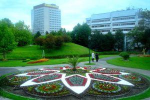 حديقة كوربارك أوبرلا في فيينا
