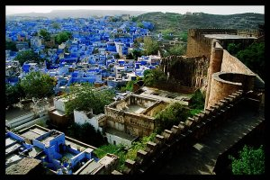 جودبور المدينة الزرقاء