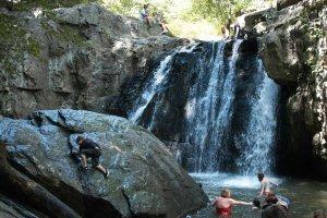 حديقة الصخور الدولية في ولاية ماريلاند