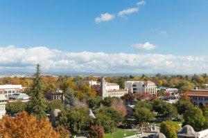 مدينة تشيكو في ولاية كاليفورنيا الأمريكية