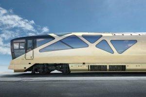قطار شيكي شيما في اليابان
