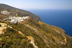 جزيرة انافي في اليونان