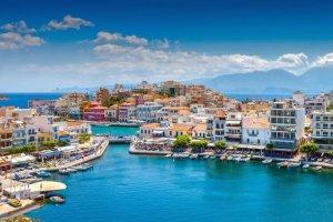 جزيرة كريت اليونانية