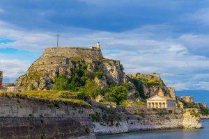 قلعة كورفو القديمة