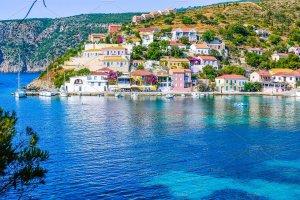 جزيرة كيفالونيا عروس البحر الأيوني