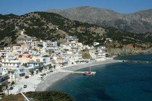 جزيرة كارباتوس باليونان