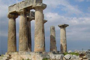 معبد هيرا في اليونان