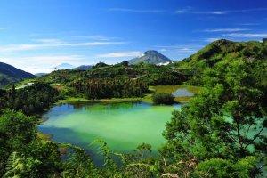 جزيرة سومطرة في اندونيسيا