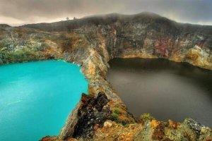 الوان بحيرة كيليموتو