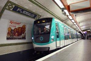 وسائل النقل و المواصلات في باريس