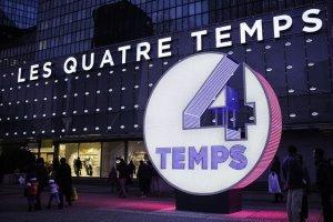 مركز Les Quatre Temps