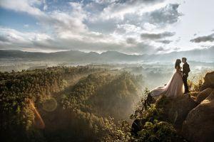 بحيرة فينيسيا في باندونق - إندونيسيا