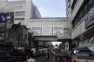 سوق مركز الملك في باندونق - إندونيسيا