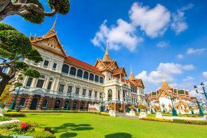 القصر الكبير في بانكوك - تايلاند